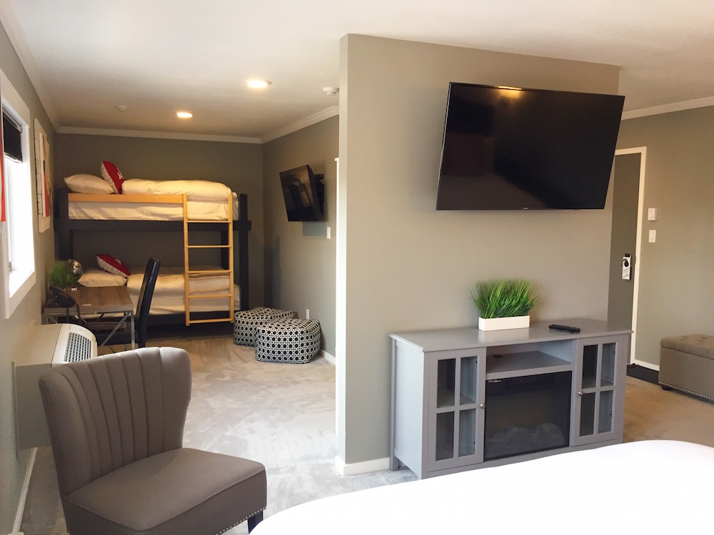 Private Kids Area - Family Room