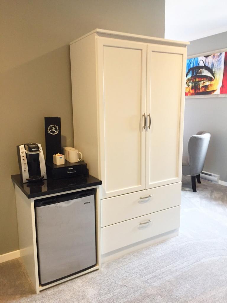 Family Room Amenities