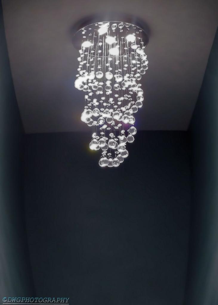 Hallway Chandelier