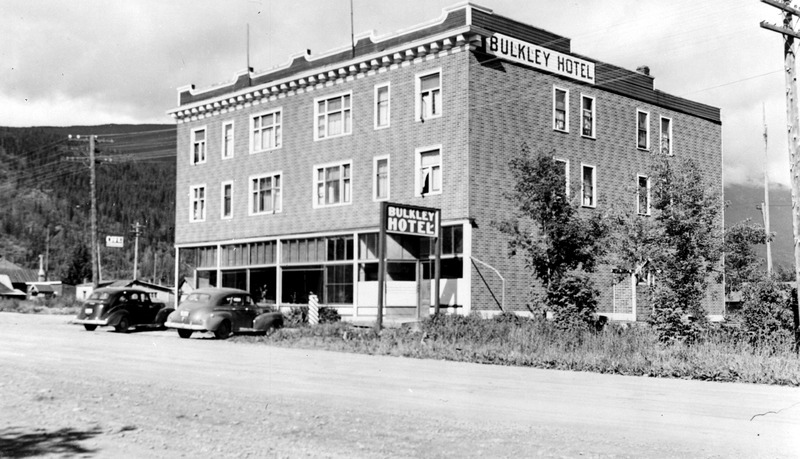 Historic Bulkley Hotel